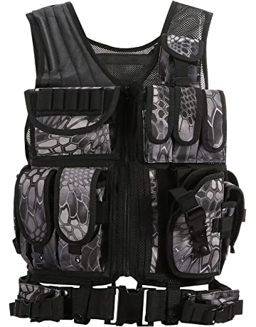 amazon com tactical vests protective body equipment sports