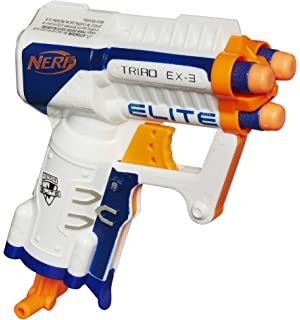 Toys Blaze Storm Manual Soft Bullet Gun with 10 Foam Bullets Kids Nerf  Series Marikina