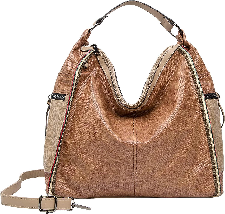 KILAMAL Women Handbag Shoulder Handbag Soft Leather Bag Ladies Totes Bag Oversize Hobo Handbag for Work