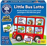 Orchard Toys Little Bus Lotto Mini / Travel Game