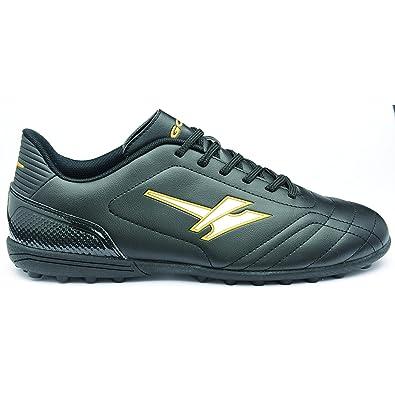 e668885cd2dec Amazon.com | Gola Mens Magnaz VX Touch Fasten Futsal Shoes (8 US ...