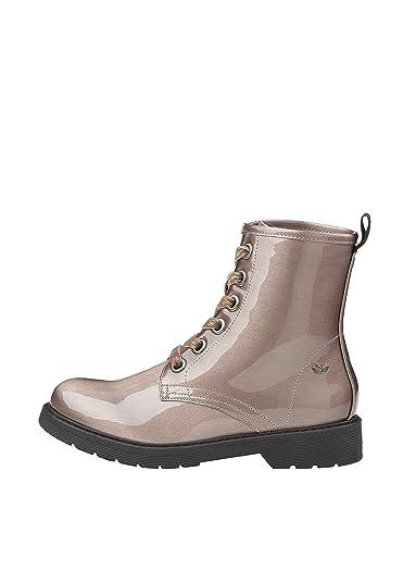 d2e5c30476e0 Fritzi aus Preussen Damen Ruby Patent Boot Stiefeletten: Amazon.de ...