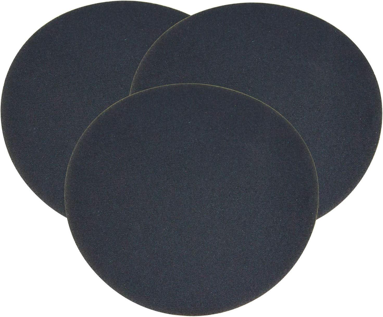 Abralon 3X Mirka Schleifscheiben Schleifpad Schleifen K/örnung 500 P500 150 mm