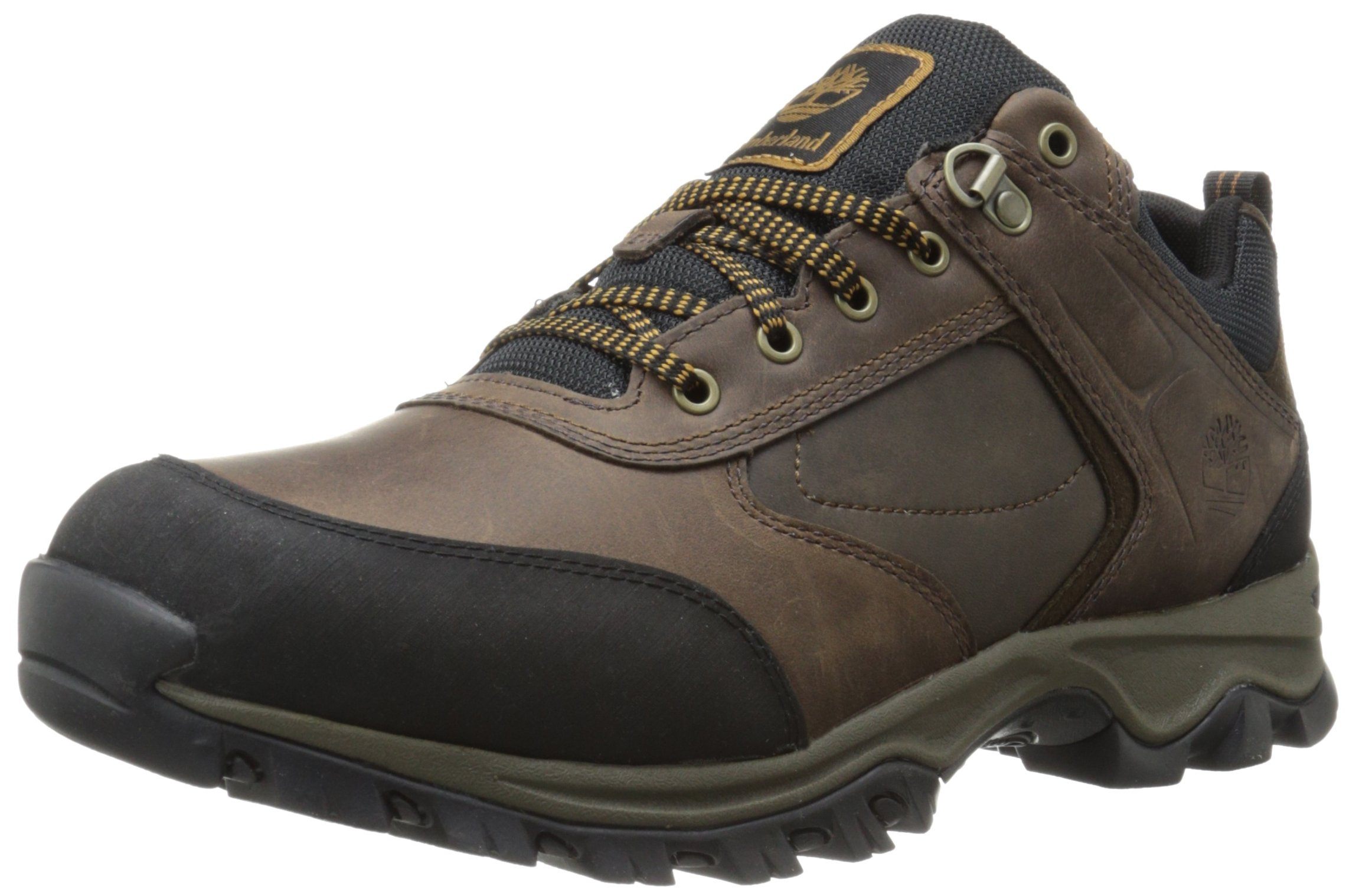 Timberland Men's MT Maddsen Low Boot, Brown, 13 M US