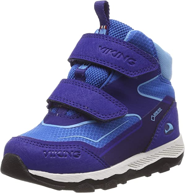 Chaussures de Cross Mixte Enfant Viking Evanger Mid GTX