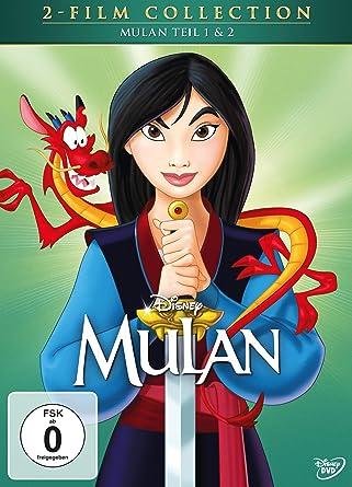 Mulan 2 Film Collection Disney Classics 2 Discs Alemania Dvd