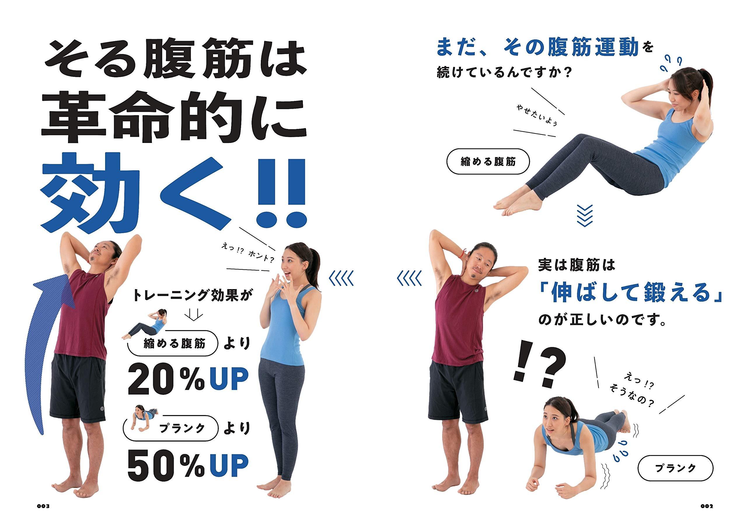 """Risultato immagini per そる腹筋"""""""