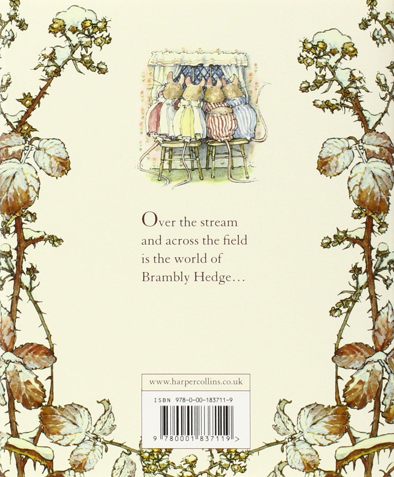 Winter Story (Brambly Hedge): Amazon.co.uk: Jill Barklem: 0783324939736:  Books