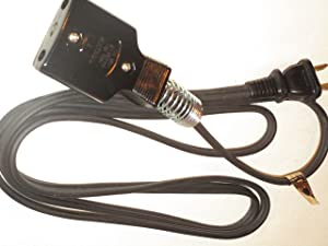 NEW 6 Ft. Electrical Appliance Cord -- Fits Farberware Open Hearth Broiler Rotisserie