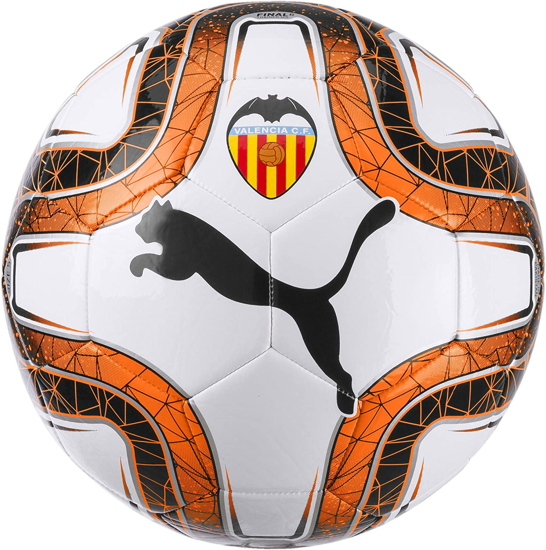 Puma VCF Final 6 Ball Balón, Adultos Unisex, White Black-Vibrant ...