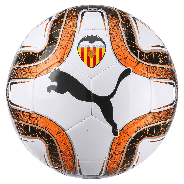 PUMA Valencia CF Final 6 Ball Puma White-Puma Black 5 - Pelota de ...