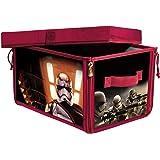 Star Wars Zip Bin transformar el espacio Toy Box