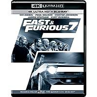 Fast & Furious 7: Furious 7 (4K UHD & HD) (2-Disc)