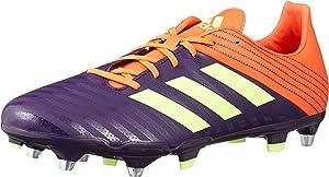 adidas Malice SG Rugby Boots, Orange