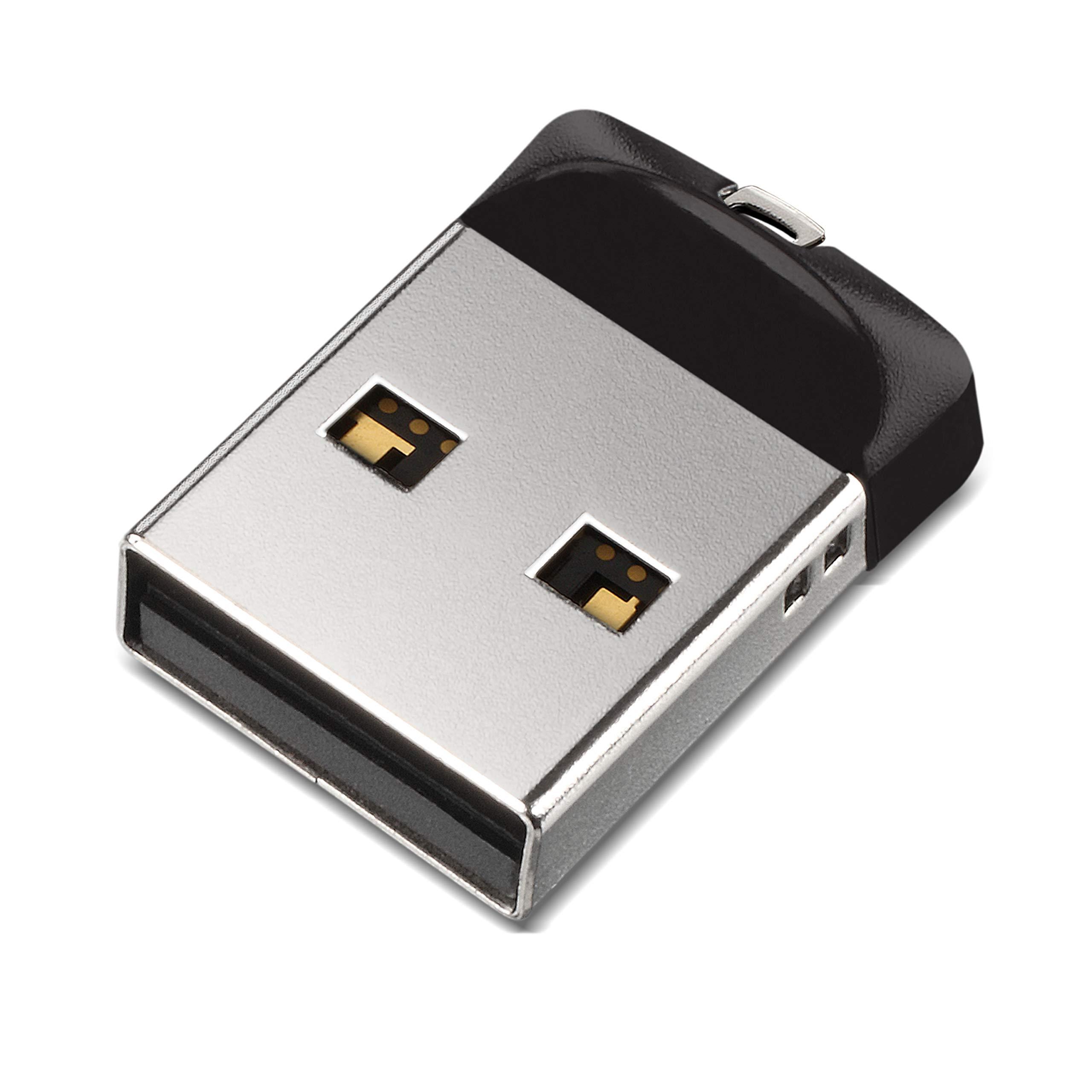 SanDisk 64GB Cruzer Fit USB Flash Drive - SDCZ33-064G-G35 by SanDisk (Image #2)