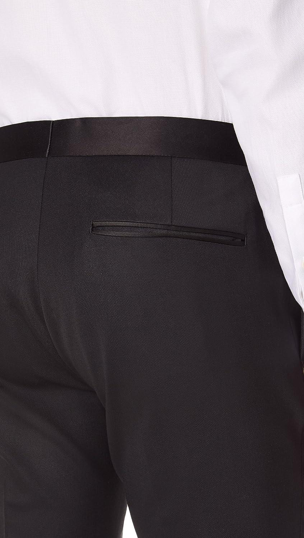 Theory Mens Tuxedo Trousers