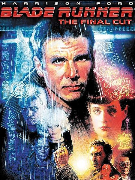 【映画感想】「ブレードランナー Blade Runner (1982)」 – 冷たく雑多な近未来……サイバーパンクの代表作