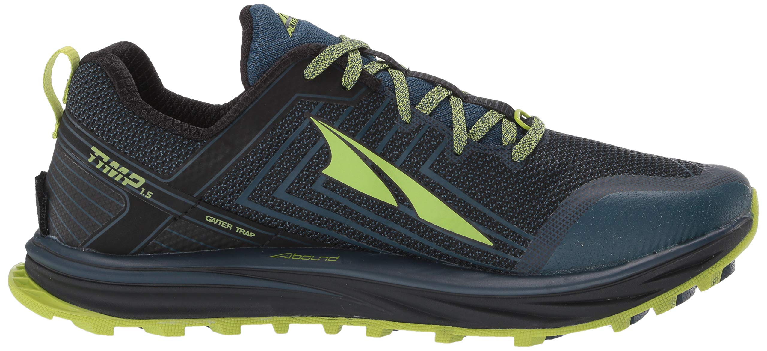 Altra Footwear Men's TIMP 1.5 Blue/Lime 7 D US by Altra (Image #7)