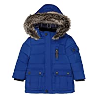 Mothercare Baby Boys' Blue Padded Jacket