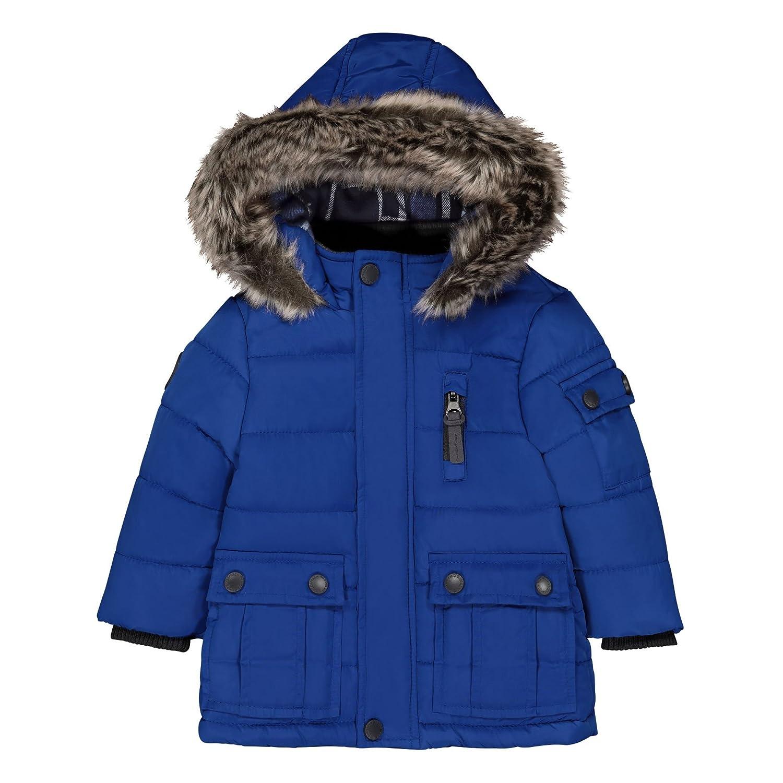 Mothercare Blue Padded Jacket, Blouson Bébé garçon QA373