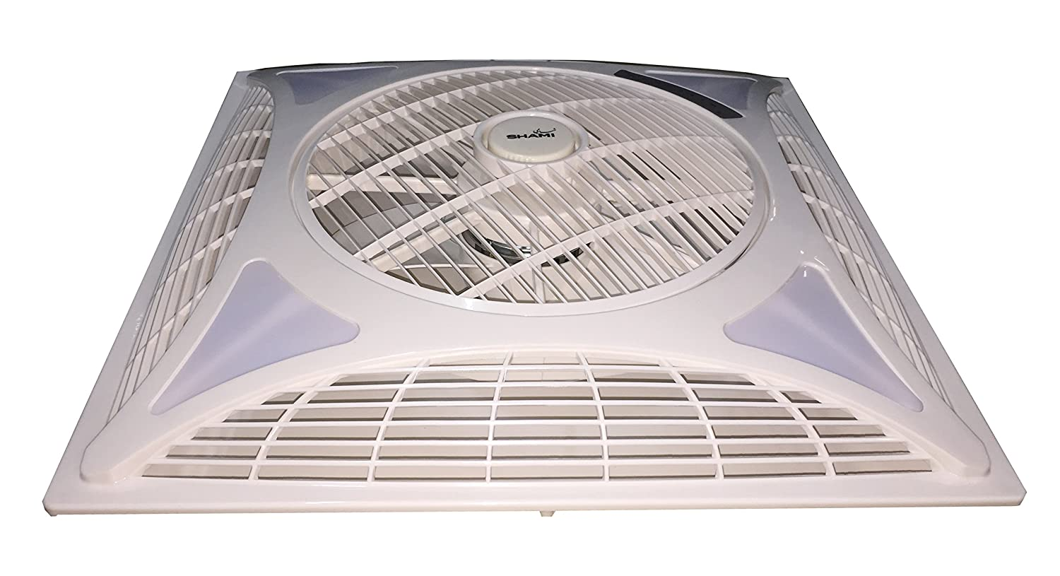 Premium Recessed False Ceiling Cassette Fan With Led At Low S In India