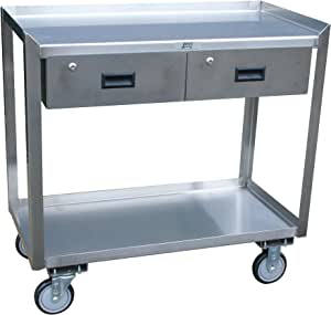 Amazon.com: Jamco Products YR136-U5 Mobile Work Cabinet ...