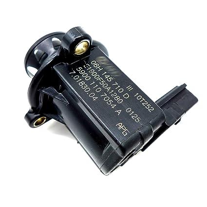 Amazon.com: Bosting Turbo Turbocharger Cut Off Bypass Valve for Audi A4 VW Passat 06H145710D: Automotive