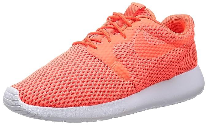 Nike Herren Roshe One Hyperfuse Br Laufschuhe  50 EUNaranja (Total Crimson / Ttl Crmsn white)