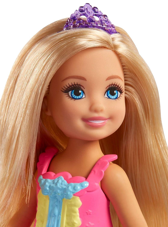 Barbie FJD00 Dreamtopia 3-in-1 Fantasie Chelsea Blond