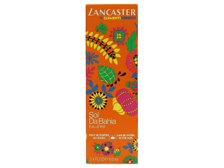 Lancaster - Sol Da Bahia Eau D`Ete - Eau de Toilette para mujer - 100 ml: Amazon.es: Belleza