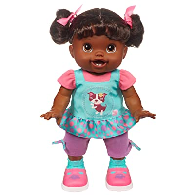 Baby Wanna Walk, African American