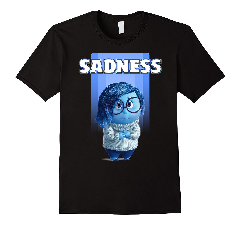 Disney Pixar Inside Out Sadness Graphic T-Shirt