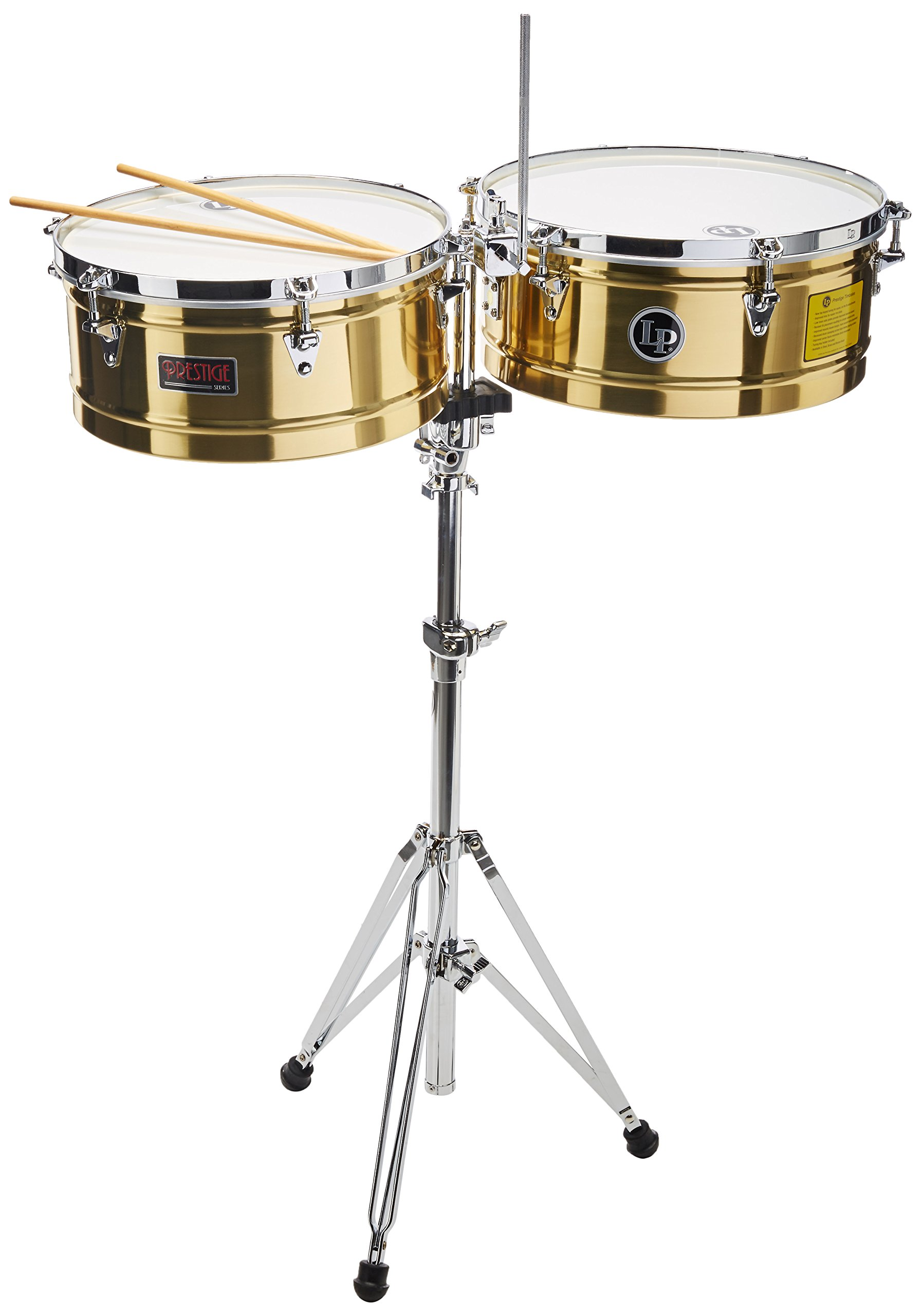 Latin Percussion LP1415-B Timbal Brass