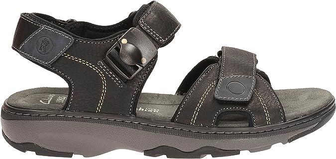 Clarks Mens Größe 50 EU Schwarz (schwarz): : Schuhe