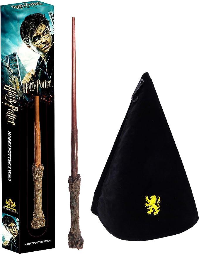 Varita Harry Potter Magica Originales Noble Collection Articulos ...
