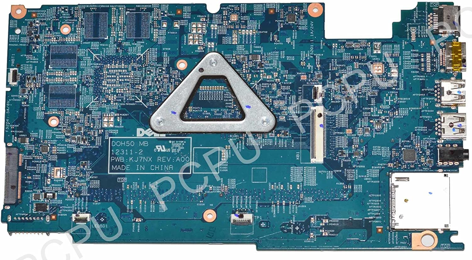 43KWC Dell Inspiron 15 7537 Laptop Motherboard w// i7-4500U 1.8GHz CPU