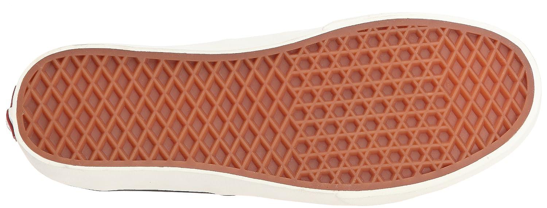 Vans B006GWZ5B0 VEE3NVY Unisex Authentic Shoes B006GWZ5B0 Vans 4.5 D(M) US|Rio Red af387b