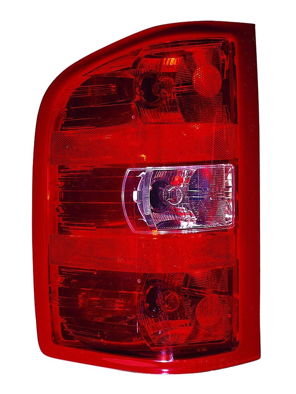 Depo 335-1933R-AF Chevrolet Silverado Passenger Side Tail Light Assembly