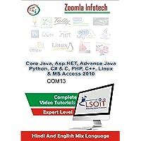 LSOIT Java + Asp.NET + JSP + Python + C # + C Programming Pack + PHP + MS Access 2010 Video Tutorials (DVD)