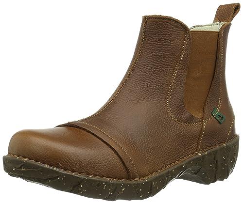 66d6ee0ffaa0af El Naturalista N158 GRAIN WOOD   YGGDRASIL Damen Chelsea Boots braun  (wood)