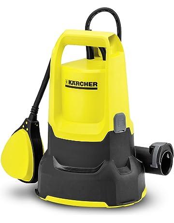 Kärcher SP 3 Dirt - Bomba de drenaje sumergible para aguas sucias, caudal 7.000 l