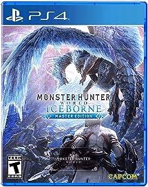 Monster Hunter World: Iceborne Master Edition     - Amazon com