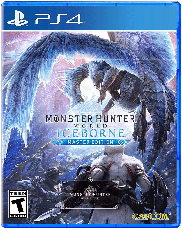 Monster Hunter World: Iceborne Master Edition -PlayStation 4 Standard Edition