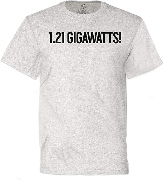 Outta Time Delorean Time Travler Inspired Unisex T-Shirt