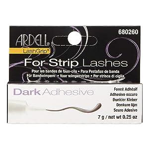 Ardell Lashgrip Adhesive Dark .236 oz. Tube (Black Package)