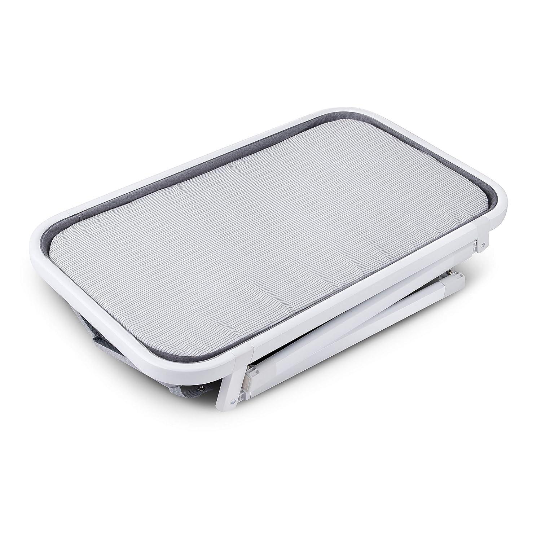 Coo Portable Bassinet Playpen Gray