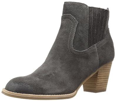 Dolce Vita Women s Jenna Ankle Bootie Anthracite 6.5 ... f5157b8693