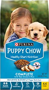 Purina Puppy Chow Complete With Real Chicken Dry Puppy Food