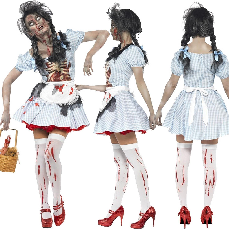 Smiffy s – Disfraz para disfraz de Dorothy de el mago de Oz ...