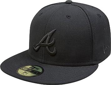 New Era 59 Fifty Cap New York MLB Noir Chapeaux pour homme